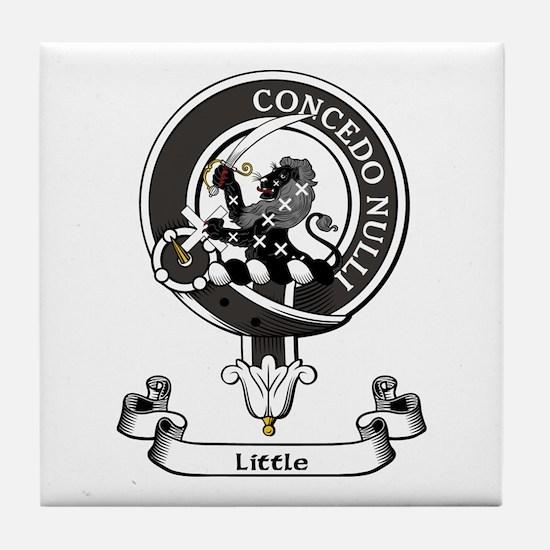 Badge-Little [Dumfries] Tile Coaster