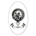Badge-Little [Dumfries] Sticker (Oval 10 pk)