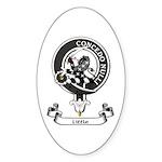 Badge-Little [Dumfries] Sticker (Oval 50 pk)