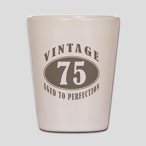 vintageBr75 Shot Glass