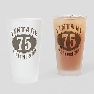 vintageBr75 Drinking Glass