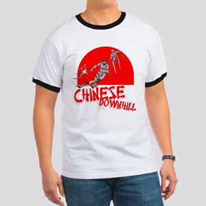 Chinese Downhill Ringer T
