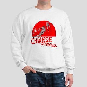 Chinese Downhill Sweatshirt