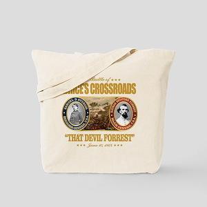 Brice's Crossroads Tote Bag