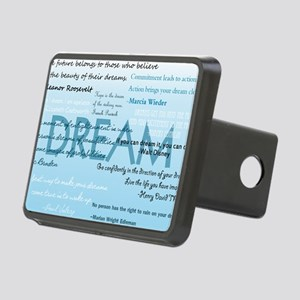 DreamsPostCard Rectangular Hitch Cover