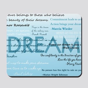 DreamsPostCard Mousepad