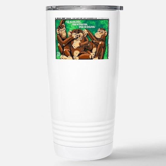 3MONKEYS-FINAL Stainless Steel Travel Mug