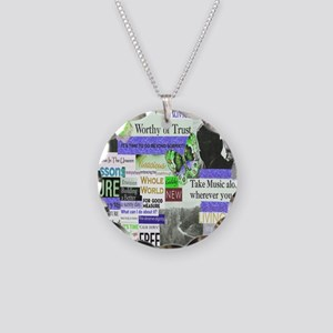 recovery16x20 Necklace Circle Charm