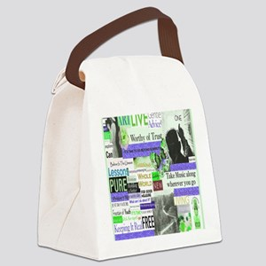 recovery16x20 Canvas Lunch Bag