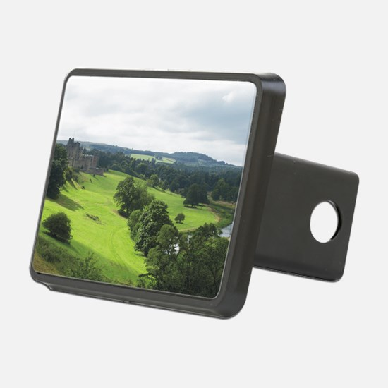 Alnwick Castle lposter Hitch Cover