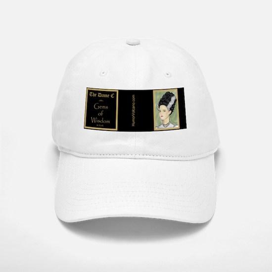 bride frankenstein copy Baseball Baseball Cap