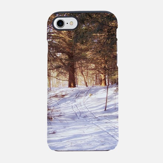In to the woods iPhone 7 Tough Case