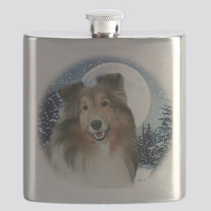 Gracie2010Orn Flask
