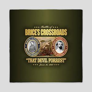 Brice's Crossroads Queen Duvet