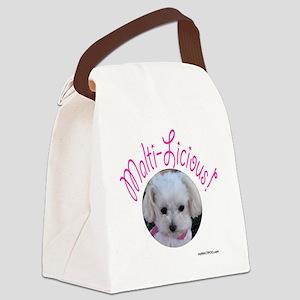 malti-licious_300dpi_2 Canvas Lunch Bag
