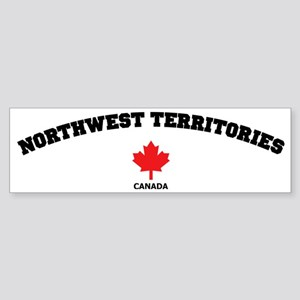 Northwest Territories Sticker (Bumper)