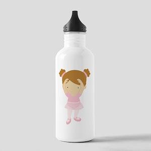 ZWD_BalletGirl02a Stainless Water Bottle 1.0L
