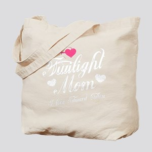 Heart Twilight Mom -dk Tote Bag