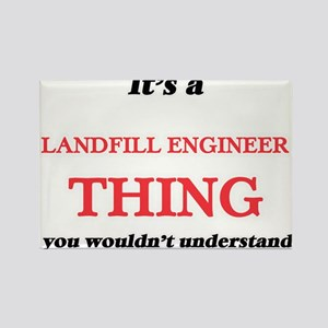 It's and Landfill Engineer thing, you Magnets