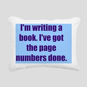 Wright_book_rect2 Rectangular Canvas Pillow