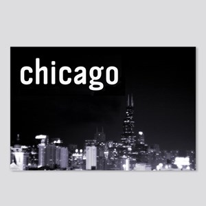 Chicago_11x17 Postcards (Package of 8)
