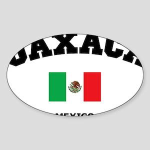 Oaxaca Sticker (Oval)