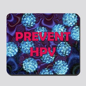 Prevent HPV 5c copy Mousepad