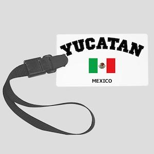 Yucatan Large Luggage Tag