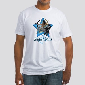 Sagittarius Fitted T-Shirt