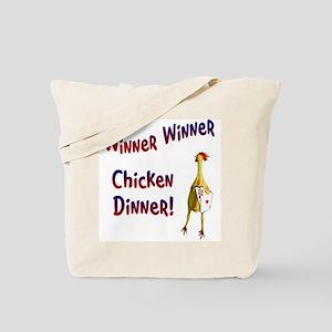 chickendinner1 Tote Bag