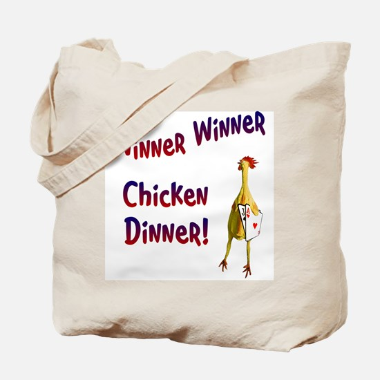 chickendinner1.PNG Tote Bag