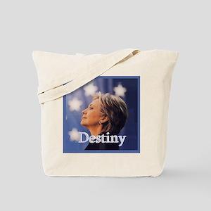Hillary Destiny Tote Bag