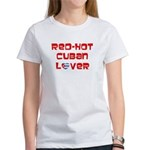 Red-Hot Cuban Lover Women's T-Shirt