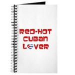 Red-Hot Cuban Lover Journal