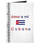 Amo a mi Cubana. Journal