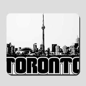 Toronto Skyline Mousepad