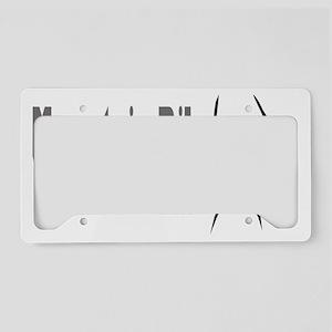 MTB_Widow_a License Plate Holder