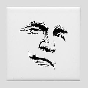 bush-forget-DKT Tile Coaster