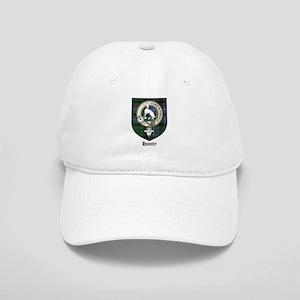 Hunter Clan Crest Tartan Cap