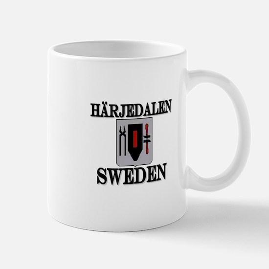 The Härjedalen Store Mug