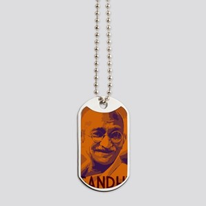 gandhi Dog Tags