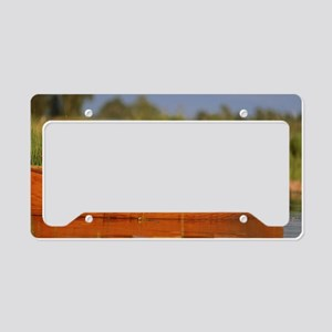 RAIN LABS pan print License Plate Holder