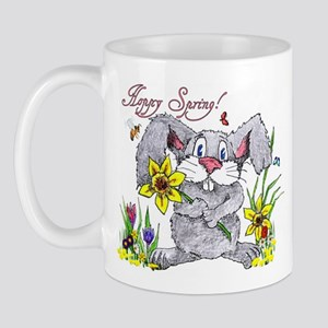 Hoppy Spring Mug