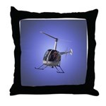 Helicopter Throw Pillow Gifts for Home & Offic
