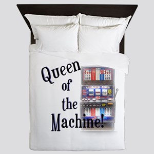 Queen of The Machine Queen Duvet