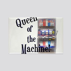 Queen of The Machine Magnets