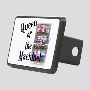 Queen of The Machine Hitch Cover