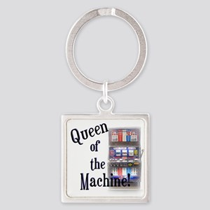 Queen Of The Machine Keychains
