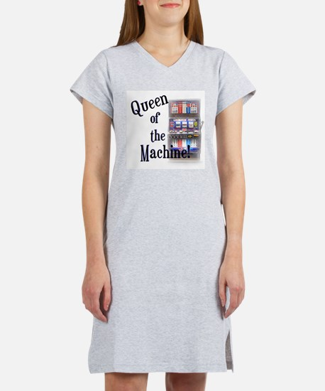 Queen of The Machine Women's Nightshirt