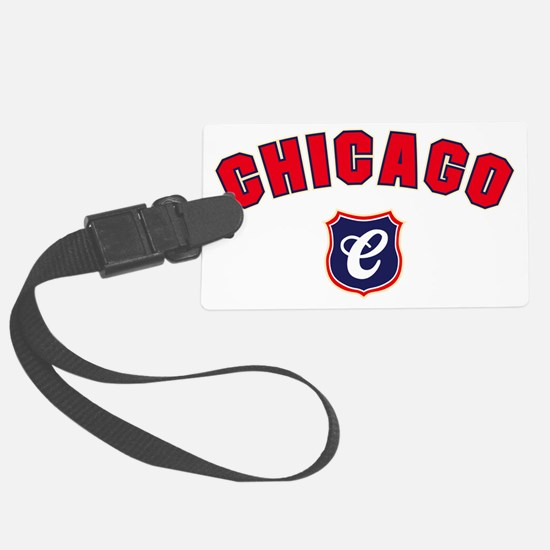 Chicago Throwback Luggage Tag